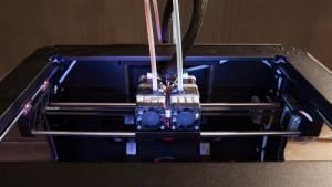 Extruder beim Makerbot