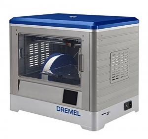 Dremel 3D-Drucker Idea Builder, Filamentspule weiß, Stromkabel, USB-Kabel, SD-Karte, Spulenarretierung, Druckmatte, Nivellierblatt, Reinigungsdorn, Karton - 2