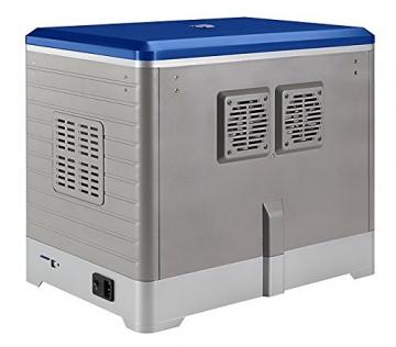 Dremel 3D-Drucker Idea Builder, Filamentspule weiß, Stromkabel, USB-Kabel, SD-Karte, Spulenarretierung, Druckmatte, Nivellierblatt, Reinigungsdorn, Karton - 3