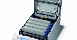 OKI C822n LED Farblaserdrucker (A3/A4, 1200 x 600 dpi) - 2