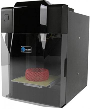 PP3DP UP! Mini - 3D Drucker / Printer mit Starterset, Software, geschlossenem Druckschrank und beheizter Druckplatte - 1