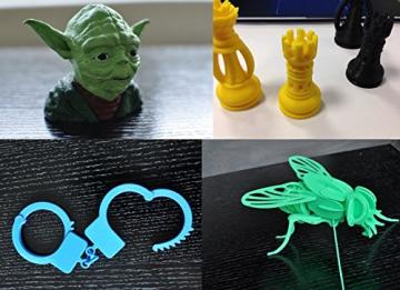 PP3DP UP! Mini - 3D Drucker / Printer mit Starterset, Software, geschlossenem Druckschrank und beheizter Druckplatte - 5
