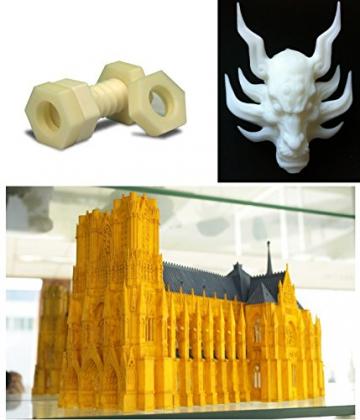 PP3DP UP! Mini - 3D Drucker / Printer mit Starterset, Software, geschlossenem Druckschrank und beheizter Druckplatte - 6