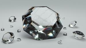 Diamanten aus dem 3D Drucker