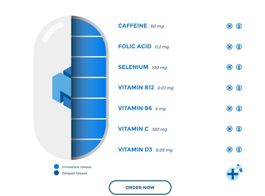3D Druck Pille