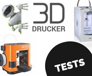 neue 3d drucker 2017 die neuen modelle und druck technologien. Black Bedroom Furniture Sets. Home Design Ideas